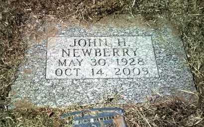 NEWBERRY, JOHN H - Jackson County, Arkansas | JOHN H NEWBERRY - Arkansas Gravestone Photos