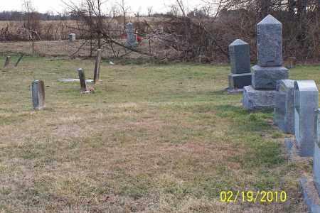 *OVERVIEW (EAST SIDE),  - Jackson County, Arkansas |  *OVERVIEW (EAST SIDE) - Arkansas Gravestone Photos