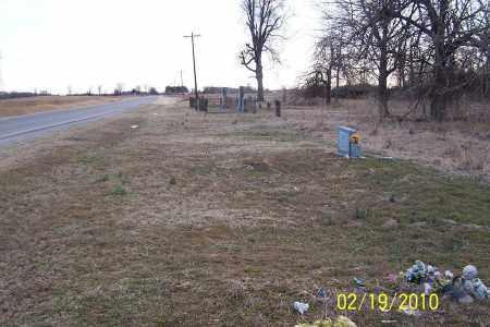 *VIEW (WEST SIDE),  - Jackson County, Arkansas |  *VIEW (WEST SIDE) - Arkansas Gravestone Photos