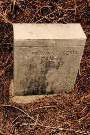 PACE, MELVINA - Jackson County, Arkansas   MELVINA PACE - Arkansas Gravestone Photos