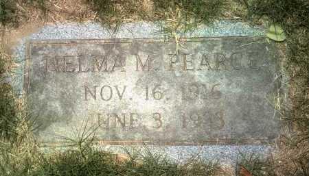 PEARCE, NELMA M - Jackson County, Arkansas   NELMA M PEARCE - Arkansas Gravestone Photos
