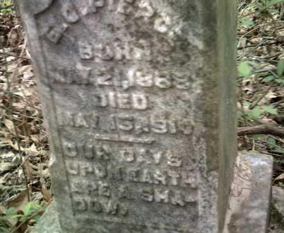 PIERCE, E C - Jackson County, Arkansas   E C PIERCE - Arkansas Gravestone Photos