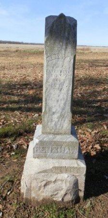 RENSHAW, ALBERT S. - Jackson County, Arkansas   ALBERT S. RENSHAW - Arkansas Gravestone Photos