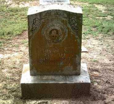 SHETTER, HENRY G - Jackson County, Arkansas   HENRY G SHETTER - Arkansas Gravestone Photos