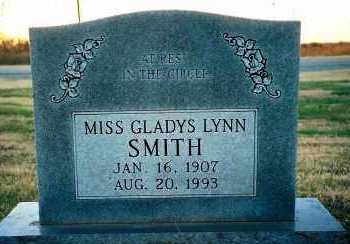 SMITH, GLADYS LYNN (MISS) - Jackson County, Arkansas | GLADYS LYNN (MISS) SMITH - Arkansas Gravestone Photos