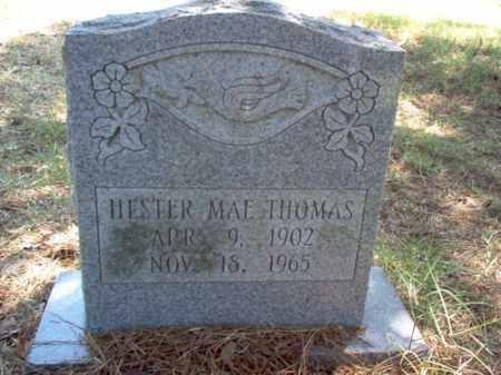 THOMAS, HESTER MAE - Jackson County, Arkansas   HESTER MAE THOMAS - Arkansas Gravestone Photos