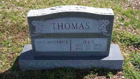 THOMAS, IRA TILMON - Jackson County, Arkansas | IRA TILMON THOMAS - Arkansas Gravestone Photos