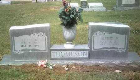 THOMPSON, LILLIE M - Jackson County, Arkansas | LILLIE M THOMPSON - Arkansas Gravestone Photos