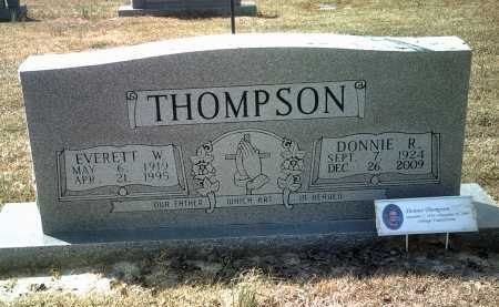 THOMPSON, DONNIE R - Jackson County, Arkansas | DONNIE R THOMPSON - Arkansas Gravestone Photos