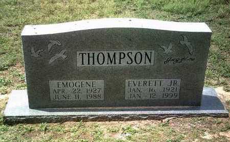 THOMPSON, EMOGENE - Jackson County, Arkansas | EMOGENE THOMPSON - Arkansas Gravestone Photos