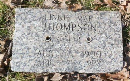 THOMPSON, LINNIE MAE - Jackson County, Arkansas   LINNIE MAE THOMPSON - Arkansas Gravestone Photos