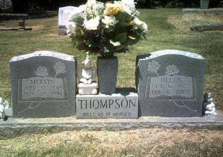 THOMPSON, MELVIN - Jackson County, Arkansas | MELVIN THOMPSON - Arkansas Gravestone Photos