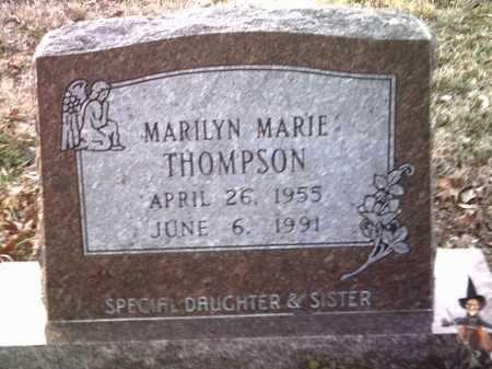 THOMPSON, MARILYN MARIE - Jackson County, Arkansas | MARILYN MARIE THOMPSON - Arkansas Gravestone Photos