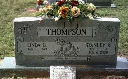 THOMPSON, STANLEY R - Jackson County, Arkansas | STANLEY R THOMPSON - Arkansas Gravestone Photos