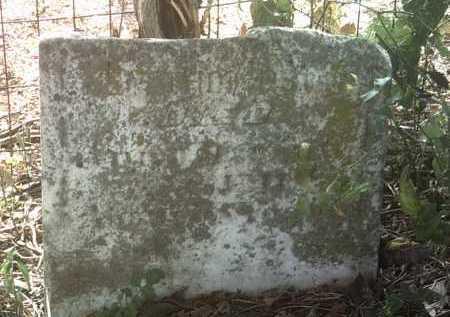 THOMPSON, UNKNOWN - Jackson County, Arkansas | UNKNOWN THOMPSON - Arkansas Gravestone Photos