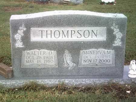 THOMPSON, WALTER O - Jackson County, Arkansas | WALTER O THOMPSON - Arkansas Gravestone Photos