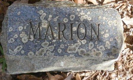 UNKNOWN, MARION - Jackson County, Arkansas   MARION UNKNOWN - Arkansas Gravestone Photos