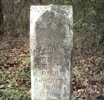 WALLIH, MARGARET - Jackson County, Arkansas   MARGARET WALLIH - Arkansas Gravestone Photos