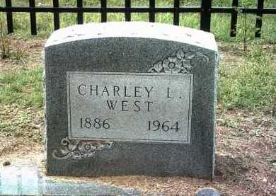 WEST, CHARLEY L - Jackson County, Arkansas | CHARLEY L WEST - Arkansas Gravestone Photos