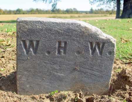 WISE (PIC2), W H - Jackson County, Arkansas | W H WISE (PIC2) - Arkansas Gravestone Photos