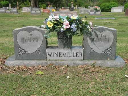 WINEMILLER, JIM  W - Jackson County, Arkansas   JIM  W WINEMILLER - Arkansas Gravestone Photos