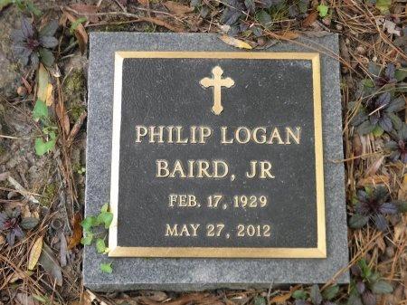 BAIRD, JR., PHILIP LOGAN - Jefferson County, Arkansas | PHILIP LOGAN BAIRD, JR. - Arkansas Gravestone Photos