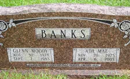 BANKS, GLENN MOODY - Jefferson County, Arkansas | GLENN MOODY BANKS - Arkansas Gravestone Photos