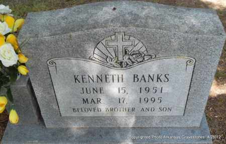 BANKS, KENNETH - Jefferson County, Arkansas | KENNETH BANKS - Arkansas Gravestone Photos