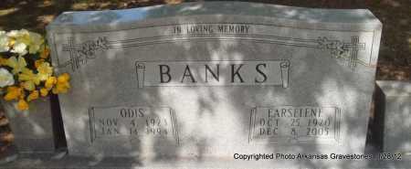 BANKS, EARSELENE - Jefferson County, Arkansas | EARSELENE BANKS - Arkansas Gravestone Photos