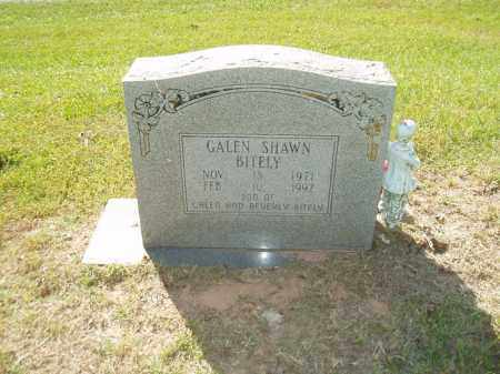 BITELY, GALEN SHAWN - Jefferson County, Arkansas   GALEN SHAWN BITELY - Arkansas Gravestone Photos