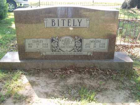 BITELY, IMOGENE - Jefferson County, Arkansas | IMOGENE BITELY - Arkansas Gravestone Photos