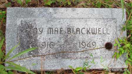 BLACKWELL, FLOY MAE - Jefferson County, Arkansas | FLOY MAE BLACKWELL - Arkansas Gravestone Photos