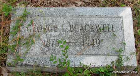 BLACKWELL, GEORGE L - Jefferson County, Arkansas | GEORGE L BLACKWELL - Arkansas Gravestone Photos
