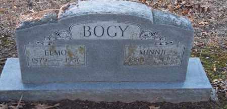 BOGY, MINNIE - Jefferson County, Arkansas | MINNIE BOGY - Arkansas Gravestone Photos
