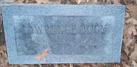 BOGY, LAWRENCE - Jefferson County, Arkansas | LAWRENCE BOGY - Arkansas Gravestone Photos