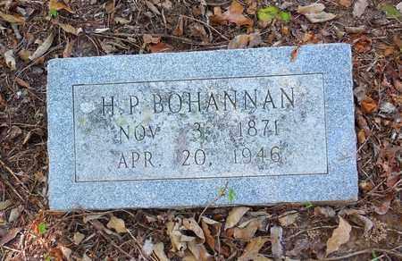BOHANNAN, HILLIE PAUL - Jefferson County, Arkansas | HILLIE PAUL BOHANNAN - Arkansas Gravestone Photos