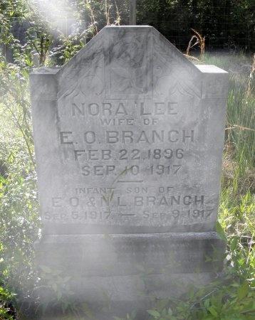 BRANCH, NORA LEE - Jefferson County, Arkansas | NORA LEE BRANCH - Arkansas Gravestone Photos