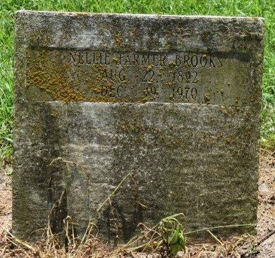 BROOKS, NELLIE CORRINE - Jefferson County, Arkansas | NELLIE CORRINE BROOKS - Arkansas Gravestone Photos
