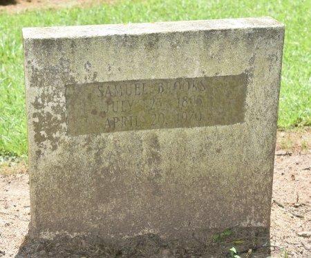BROOKS, SAMUEL - Jefferson County, Arkansas | SAMUEL BROOKS - Arkansas Gravestone Photos