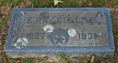 COLLINS, E. RAY - Jefferson County, Arkansas | E. RAY COLLINS - Arkansas Gravestone Photos