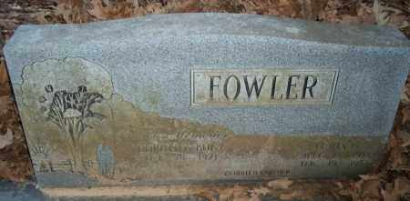 FOWLER, LEWIS NATHANIEL - Jefferson County, Arkansas | LEWIS NATHANIEL FOWLER - Arkansas Gravestone Photos