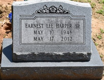 HARPER, EARNEST LEE - Jefferson County, Arkansas | EARNEST LEE HARPER - Arkansas Gravestone Photos