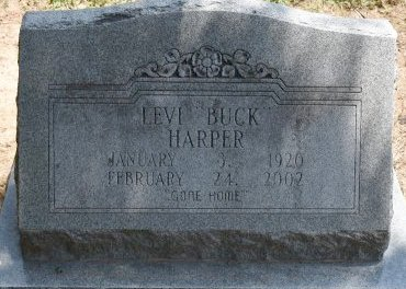 HARPER, LEVI - Jefferson County, Arkansas | LEVI HARPER - Arkansas Gravestone Photos