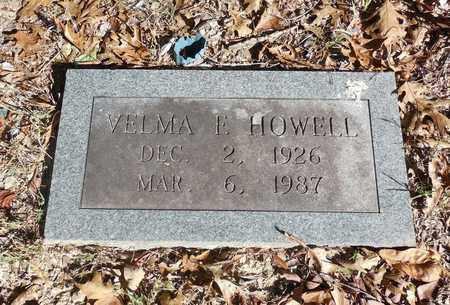 FLEETWOOD HOWELL, VELMA - Jefferson County, Arkansas   VELMA FLEETWOOD HOWELL - Arkansas Gravestone Photos