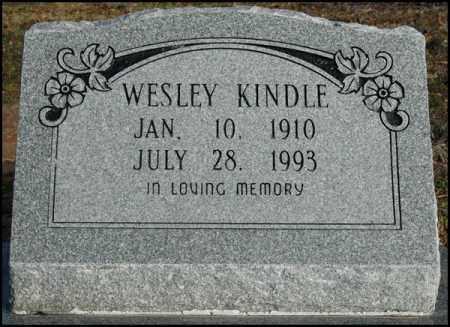 KINDLE, WESLEY - Jefferson County, Arkansas | WESLEY KINDLE - Arkansas Gravestone Photos