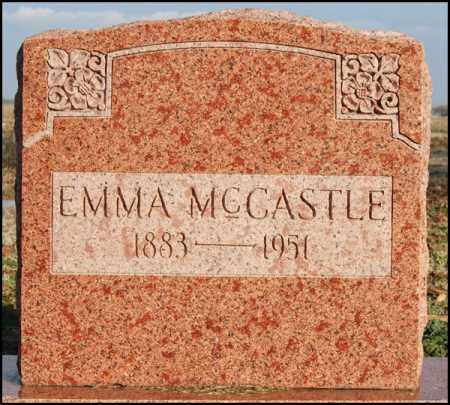 MCCASTLE, EMMA - Jefferson County, Arkansas   EMMA MCCASTLE - Arkansas Gravestone Photos