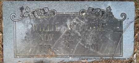 MCCASTLE, WILLIE - Jefferson County, Arkansas | WILLIE MCCASTLE - Arkansas Gravestone Photos
