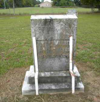 MERRITT, EMMA L - Jefferson County, Arkansas | EMMA L MERRITT - Arkansas Gravestone Photos