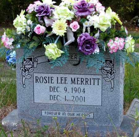 MERRITT, ROSIE LEE - Jefferson County, Arkansas | ROSIE LEE MERRITT - Arkansas Gravestone Photos