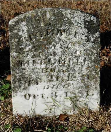 MITCHELL, CROHN ? - Jefferson County, Arkansas | CROHN ? MITCHELL - Arkansas Gravestone Photos